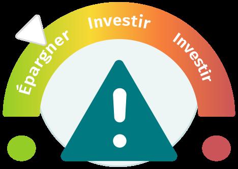 Risques avec Épargner et Investir